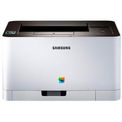 Samsung CLP-415N Colour Laser Printer White Laserjet