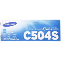 Samsung C504S Cyan Toner Cartridge