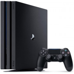 Sony PlayStation 4 Pro - 1TB, 1 Controller