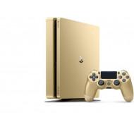 Sony PlayStation 4 Slim - 1TB, 1 Controller, Gold