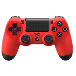 PS4 Controller Red Color