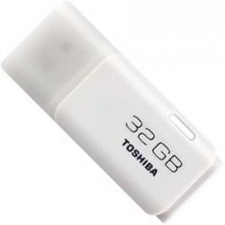 Toshiba Hayabusa 32GB Pen Drive (White)