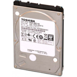 Toshiba 1TB 8MB 3.0Gb/s Internal Notebook HDD - MQ01ABD100