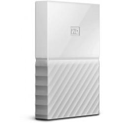 Western Digital 1TB My Passport  Portable External Hard Drive USB 3.0 (White)