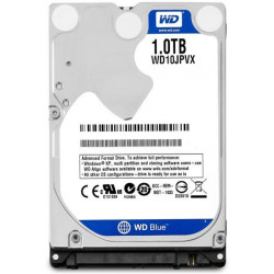 """WD  1TB PC Mobile Hard Drive, 2.5"""""""" HDD for Laptop, 5400RPM (Blue)"""