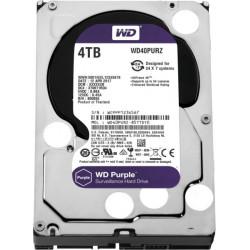 """WD Purple 4TB Surveillance Hard Disk Drive 3.5"""""""" Sata WD40PURZ"""