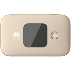 HUAWEI 4G LTE WiFi Portable Router E5577s (Golden)