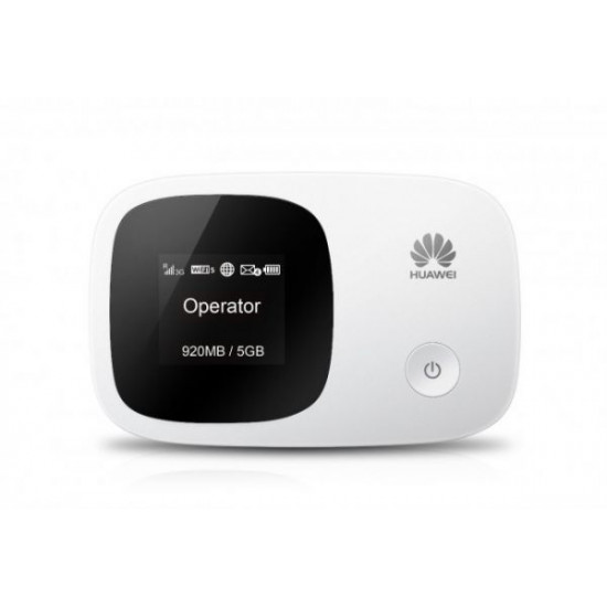 Huawei 3G 21.6Mbps Pocket WiFi Router