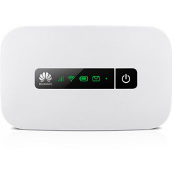 Huawei 4G Mobile Wi-Fi Router (White)