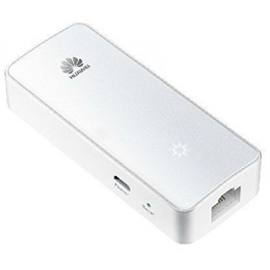 Huawei WS331a Mini Portable Wireless Router (White)