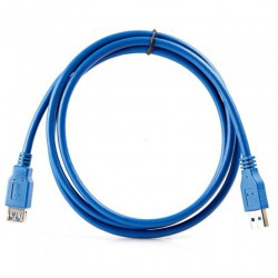 1.5m/5ft USB 3.0 A Male to Female Extension Data Sync Cable Cord 5Gbps[C1467 ]