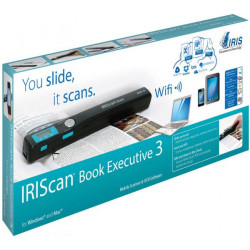 IRIScan Book 3, Mobile Scanner