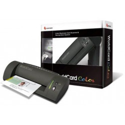 PenPower WorldCard Color Scanner [PT-WCOECL]