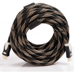 33FT(10M) 1080P 3D HDMI Cable Male to Male HDMI 1.4 AV Cable for HDTV XBOX PS3